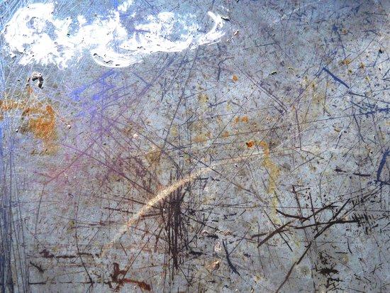 Urban Abstract 10 Canvas Print