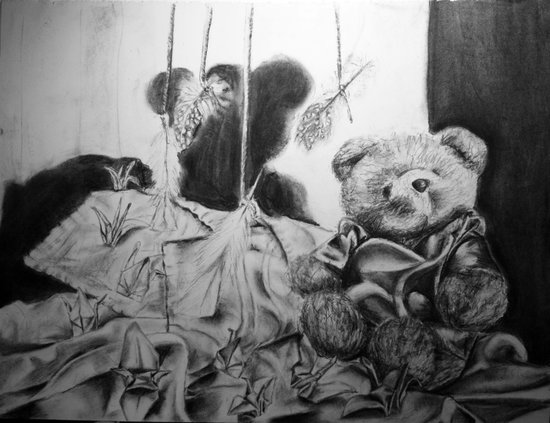 a childhood dream Canvas Print