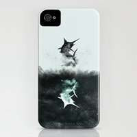 iPhone 4s & iPhone 4 Cases featuring Under Knight by Daniac Design