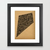 - The Place - Framed Art Print