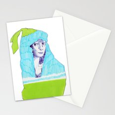 A Traveler  Stationery Cards