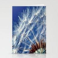 Dandelion Seeds Stationery Cards