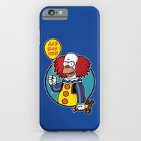 Krustywise the Clown iPhone 6 Slim Case