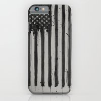 iPhone & iPod Case featuring Old Glory by 76 Garments
