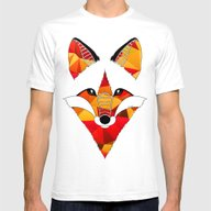 T-shirt featuring Fire Fox by Art Et Be