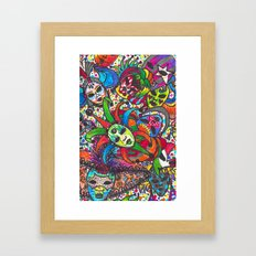 Vnc Framed Art Print