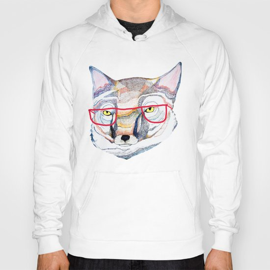 Mr Fox Hoody