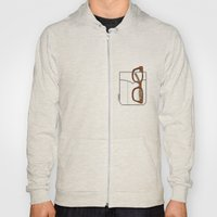 Pockets - The Hipster - Hoody
