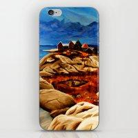 East Coast  iPhone & iPod Skin