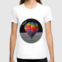 balloon T-shirts featuring Balloon by Cs025