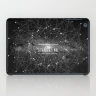 STARGAZING IS LIKE TIME … iPad Case