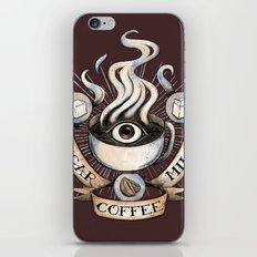 The Coffee Trinity iPhone & iPod Skin