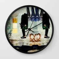 Mr.Suit Wall Clock
