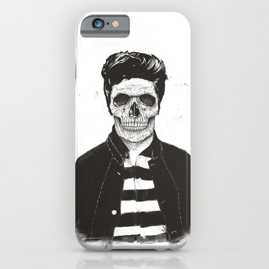 Death fashion iPhone & iPod Case