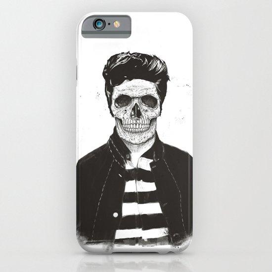 Death fashion iPhone & iPod Case