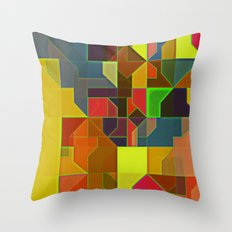 Dreams of Reason 1 Throw Pillow