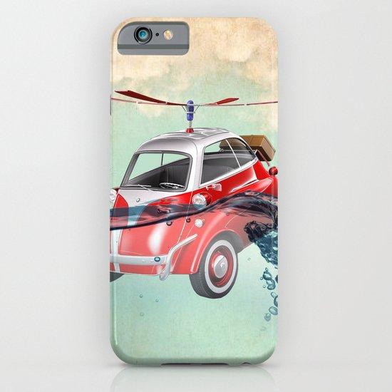 Isetta  all terrain vehicle iPhone & iPod Case