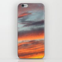 Berkshire Sunset I iPhone & iPod Skin