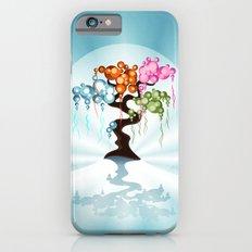 The Four Seasons Bubble Tree Slim Case iPhone 6s