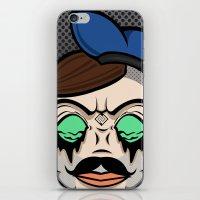 Donald Boy iPhone & iPod Skin