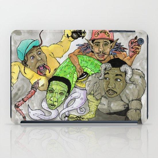 """""""Rella"""" by Cap Blackard iPad Case"""