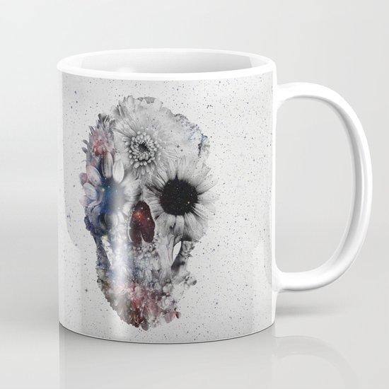 Floral Skull 2 Mug