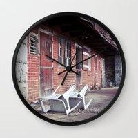 610 Barn #2 Wall Clock