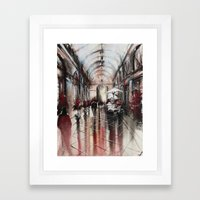 Panoramas Framed Art Print