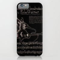 iPhone & iPod Case featuring Hippocampus Hendricksium  by Will Santino