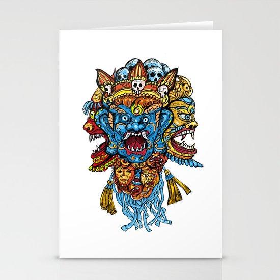 illustration Stationery Card