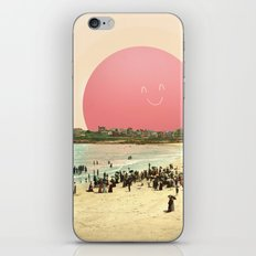 Proud Summer Sun iPhone & iPod Skin