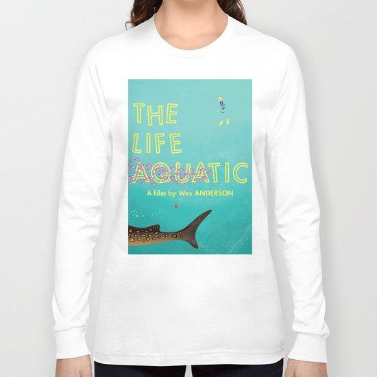 The Life Aquatic Long Sleeve T-shirt