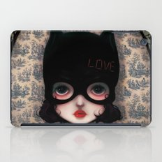 Coleslaw my love iPad Case
