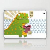 Godzilla Get´s Hungry!!… Laptop & iPad Skin