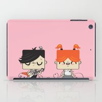 Love Song Part I iPad Case
