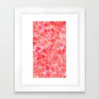 Ma Cherie Framed Art Print