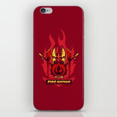 Avatar Nations Series - Fire Nation iPhone & iPod Skin