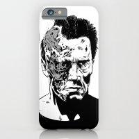 Terminator (b/w) iPhone 6 Slim Case