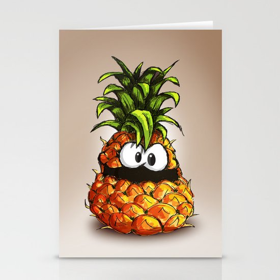 PINEAPPLE | ANANA Stationery Card