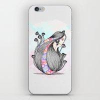 earth bound iPhone & iPod Skin