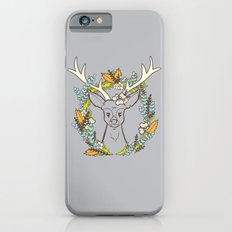 Deer Wreath iPhone 6 Slim Case