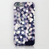 Little White Circles iPhone 6 Slim Case