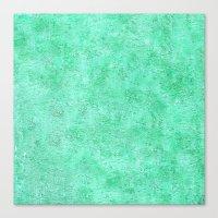 Jade Texture Canvas Print