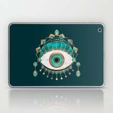 Teal Eye Laptop & iPad Skin