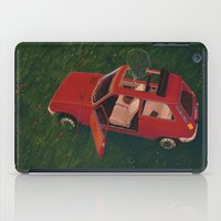I'll Be Back In 20 Years iPad Case