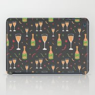 Champagne Party iPad Case