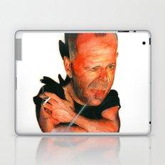 Bruce Willis Laptop & iPad Skin