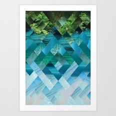 IVOR Art Print
