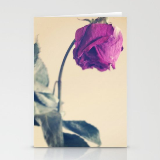 fall seven times, STAND UP EIGHT. Stationery Card