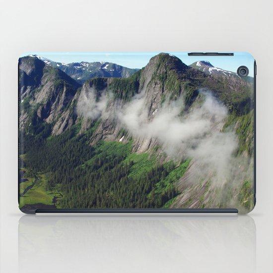 Misty Fjords iPad Case